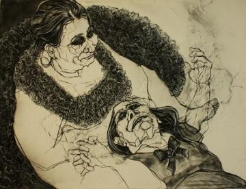 Maria Khan Drawing