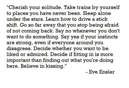 Eve Ensler quote