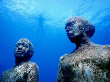 MUSA underwater art