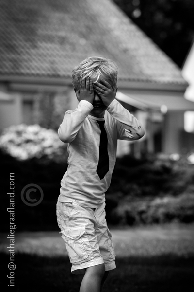 Kinderfotografie door | Child Photography by Nathalie Graafland