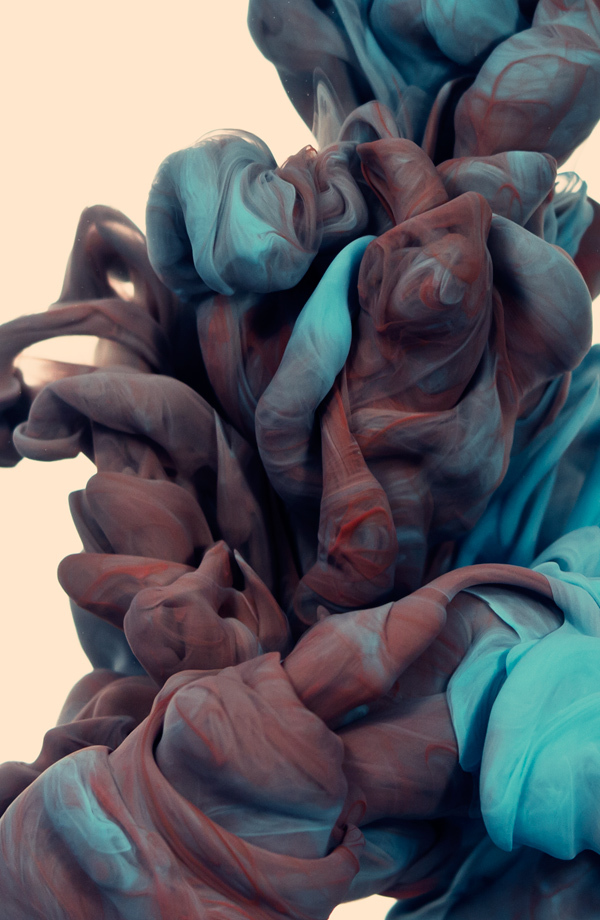 Alberto Seveso underwater ink photography