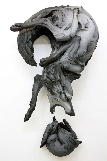 Beth Cavener Stichter sculptures