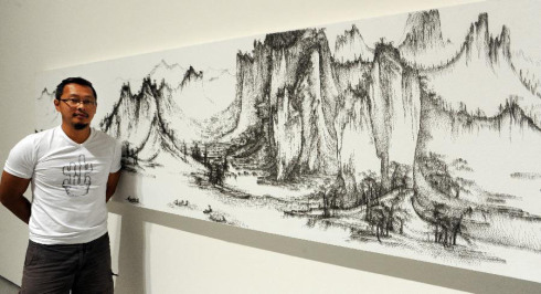 chen-chun-hao_mosquito-nail-paintings_reproducing-old-chinese-landscape-paintings_collabcubed