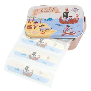 pirate fun plasters