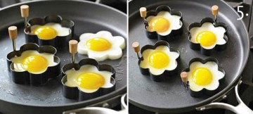 Daisy-Shaped-Egg-Fry-Rings