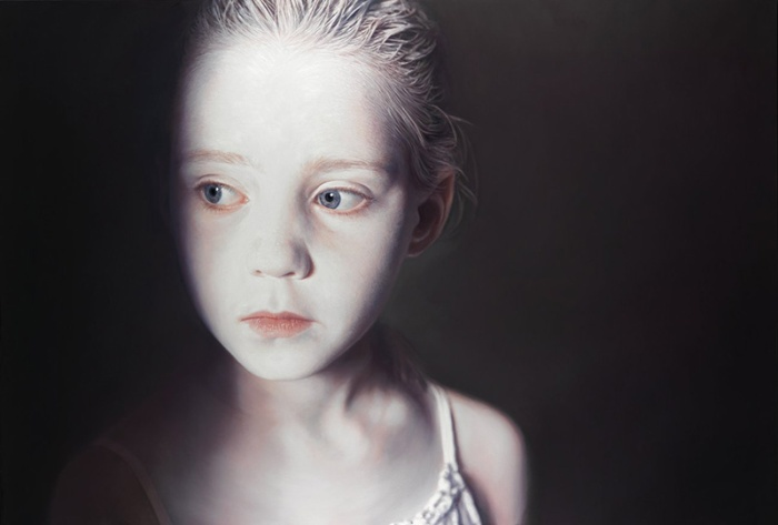 Gottfried Helnwein The murmur of the innocents