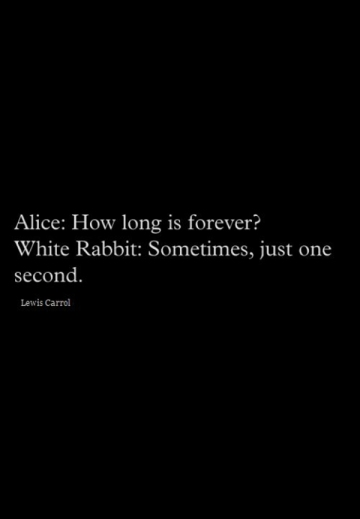 Lewis Carrol quote Alice