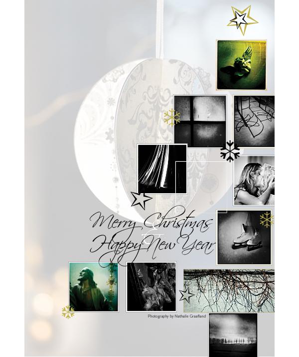 Nathalie Graafland Christmas Card