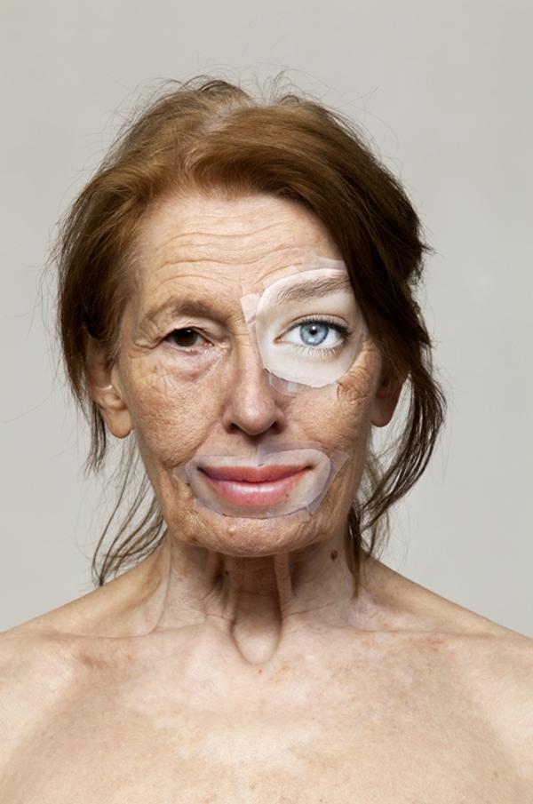photography facial cosmetic