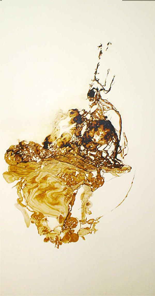 Nadia Duvall art