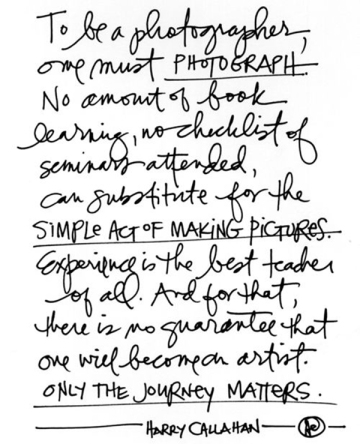 Harry Callahan Quote