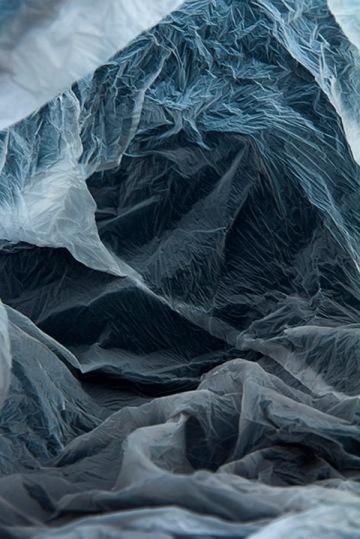 Vilde Rolfsen Plastic Bag Landscapes